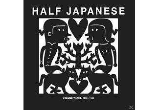 Half Japanese - Vol.3: 1990-1995 - (CD)