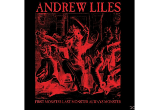 Andrew Liles - First Monster, Last Monster, Always [CD]