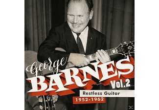 George Barnes - Restless Guitar (1952-1962) - (CD)