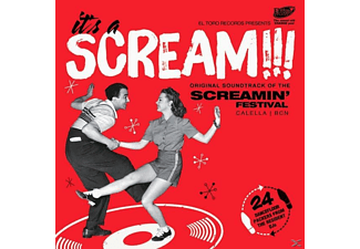 VARIOUS - It's A Scream!!! - (CD)