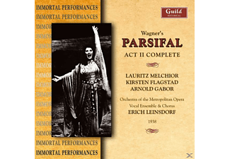 MELCHIOR/FLAGSTAD/GABOR - Wagner Parsifal HP - (CD)