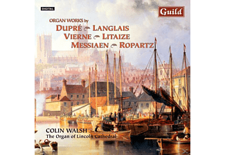 Colin Walsh - Langlais/Suite Breve/+ - (CD)