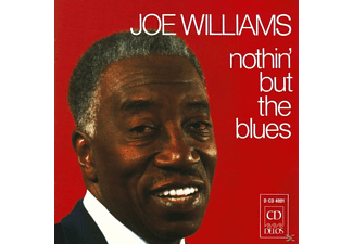 Joe/holloway/brown/+ Williams - Williams/Nothin'But The Blues - (CD)