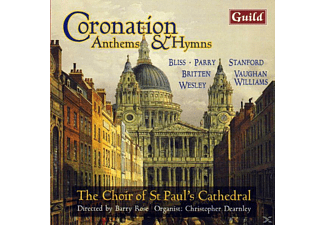 Rose/Dearnley/Choir St.Paul's - Coronation Anthems - (CD)