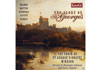 Porter/Robinson/Choir St.Georg - Glory Of St.George's - (CD)