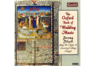 Jeremy Filsell - Oxford Book Of Wedding Musi - (CD)