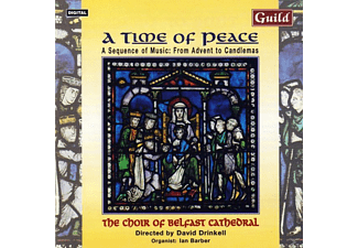 DRNKELL/CHOIROFBELFASTCATHE, DRNKELL/CHOIR OF BELFAST CATHEDRAL - A Time Of Peace/Geistlicher Chor - (CD)