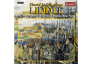 David Liddle - Liddle Spielt Liddle - (CD)
