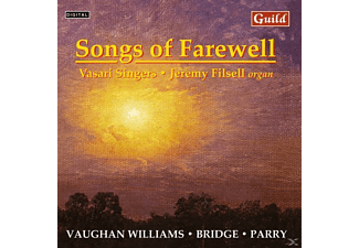 BACKHOUSE/VASARISINGERS, Jeremy Backhouse Vasari Singers - Vaughan Williams:Messe In G - (CD)