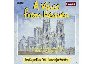 STURMHEIT/YORKCHAPTERHOUSEC, Jane/york Chapter House Choir Sturmheit - Stanford/Howells:Chorwerke - (CD)