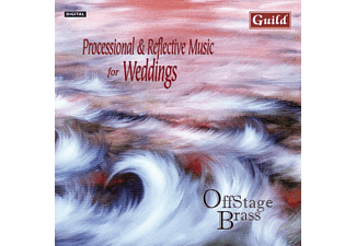Offstagebrass, Off Stage Brass - Music For Weddings - (CD)