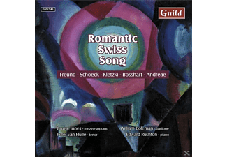 INNES/HULLE/COLEMAN/RUSHTON - Romantic Swiss Songs - (CD)