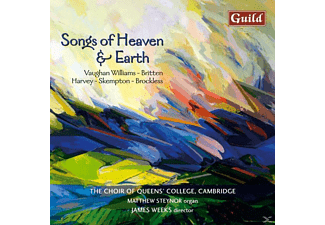STEYNOR/QUENNSCOLLEGECAMBRIDGE, STEYNOR/QUENNS COLLEGE CAMBRIDGE - Songs Of Heaven And Earth - (CD)