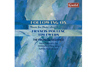 Fibonaccisequence, Fibonacci Sequence - Poulenc Son.For Oboe And Piano - (CD)