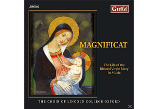 CHOIROFLINCOLNCOLL.OXFORD, CHOIR OF LINCOLN COLLEGE.OXFORD - Magnificat Marialieder - (CD)
