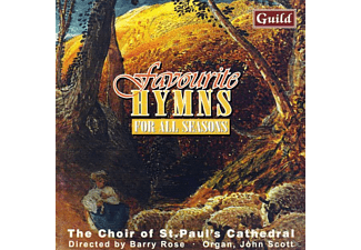 Rose/Choir Of St.Pauls Cathedr - Fav.Hymnes For All Seasons - (CD)