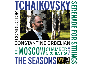Constantine Orbelian, Moscow Chamber Orchestra - Tschaikowsky:The Seasons - (CD)