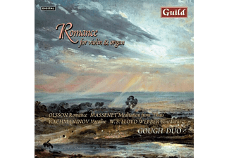 Goughduo, Gough Duo - Romance Für Violine+Orgel - (CD)