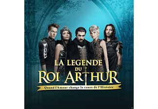 VARIOUS - La Legende Du Roi Arthur [CD]