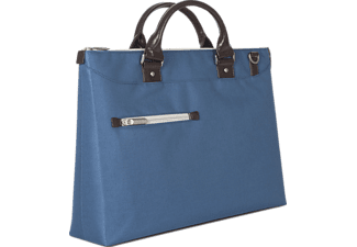 MOSHI Urbana Slim Laptop Case - Blue