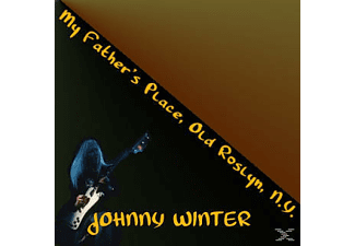 Johnny Winter - My Father's Place, Old Roslyn, Ny, Sept.1978 [CD]