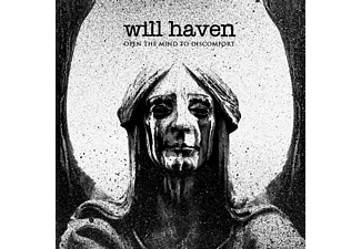Will Haven - Open The Mind To Discomfort [CD]