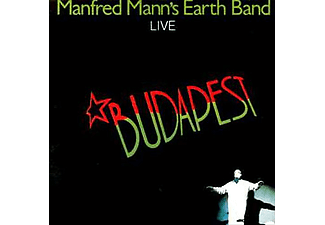 Manfred Mann's Earth Band - Budapest Live (CD)