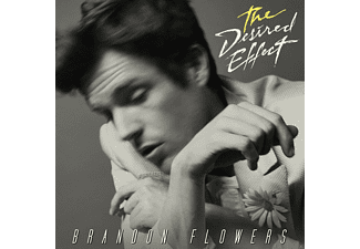 Brandon Flowers - The Desired Effect [CD]