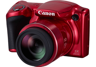 CANON PowerShot SX410 IS Rood