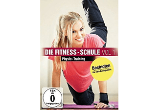 Die Fitness-Schule Vol.1-Physio-Training - (DVD)
