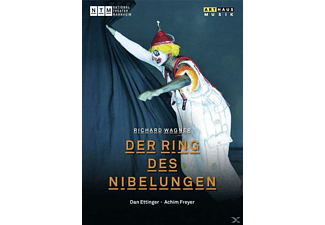 VARIOUS, Orchester Des Nationaltheaters Mannheim, Chor, Extrachor & Statisterie Des Nationaltheaters Mannheim - Der Ring Des Nibelungen - (DVD)