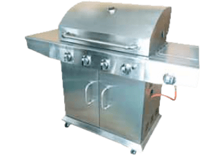Tarrington house deluxe 4 1 g s g zgrill media markt for Tarrington house grill