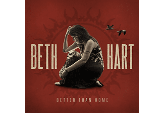 Beth Hart - Better Than Home - Deluxe Edition (CD)