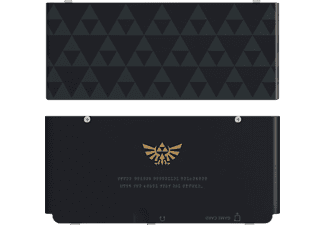 NINTENDO New 3DS Covers Zelda Triforce