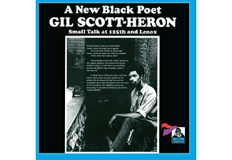 Gil Scott-Heron - Small Talk At 125th And Lenox [CD]