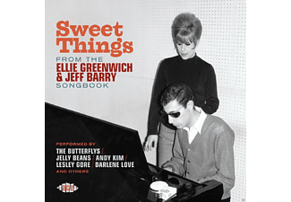 VARIOUS - Sweet Things. From The Ellie Greenwich & Jeff Barry - (CD)