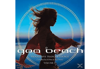Various - Goa Beach Vol.27 - (CD)