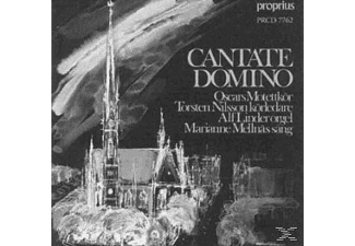 Oscar S Motet Choir - Cantate Domino - (CD)
