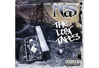 Nas - The Lost Tapes - (CD)