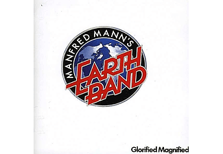 Manfred Mann's Earth Band - Glorified Magnified (CD)