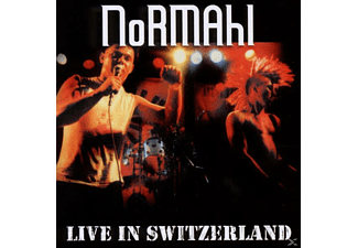 Normahl - Live in Switzerland - (CD)