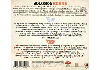 Solomon Burke - Very Best Of - (CD)