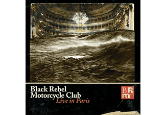 Black Rebel Motorcycle Club - Live In Paris (3lp+Dvd+Mp3) [Vinyl]