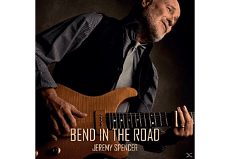 Jeremy Spencer - Bend In The Road - (Vinyl)