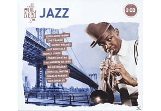 Various - All You Need Is: Jazz - (CD)