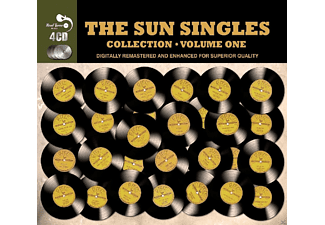 VARIOUS - Sun Singles Collection 1 - (CD)