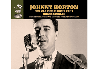 Johnny Horton - 6 Classic Albums Plus [CD]