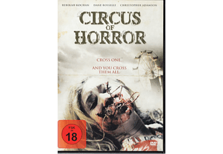 CIRCUS OF HORROR [DVD]
