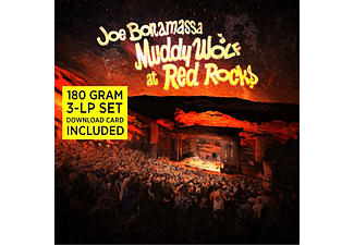 Joe Bonamassa - Muddy Wolf at Red Rocks (Vinyl LP (nagylemez))