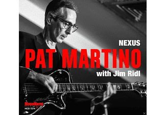 Pat Martino;Jim Ridl - Nexus - (CD)